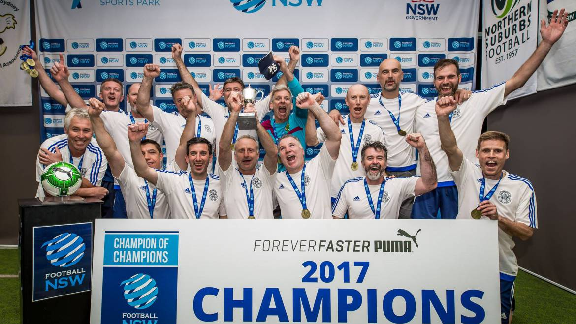 Champion of Champions Grand Final Previews
